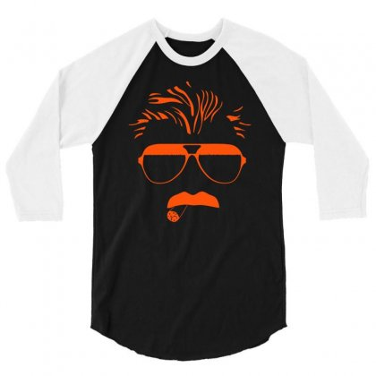 Mike Ditka The Chicago Bears 3/4 Sleeve Shirt Designed By Rendi