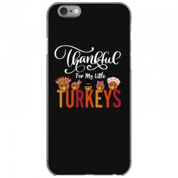 thankful for my little turkeys for dark iPhone 6/6s Case | Artistshot