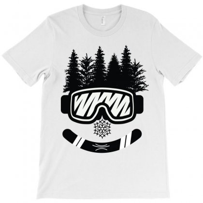 Snowboard T-shirt Designed By Wizarts