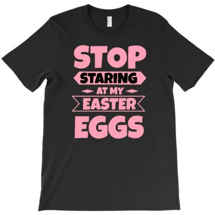 Stop Staring T-shirt Designed By Teeshop