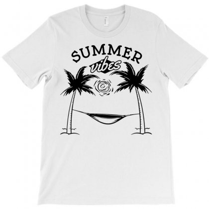 Summer Vibes Only T-shirt Designed By Teeshop