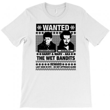 Wet Bandits T Shirt Home Alone T-shirt Designed By Teeshop