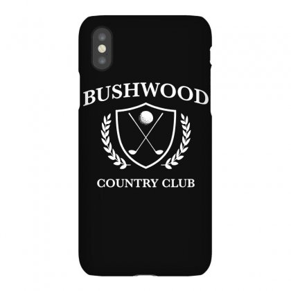 Bushwood Country Club   Funny Golf Golfing Iphonex Case Designed By Teeshop