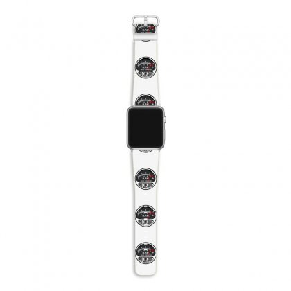 Old Guys Rule Need For Speed Charcoal Classic Apple Watch Band Designed By Lyly