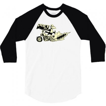Pace 3/4 Sleeve Shirt Designed By L4l4pow