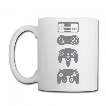 Controller Generations Coffee Mug Designed By Rendi
