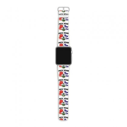 Pick Your Poison Apple Watch Band Designed By L4l4pow
