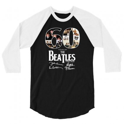 60 Years 3/4 Sleeve Shirt Designed By Lotus Fashion Realm