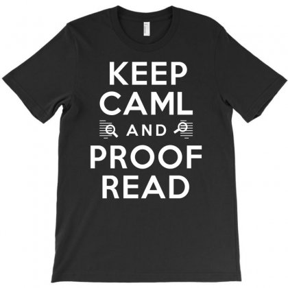 Keep Caml T-shirt Designed By Rendi