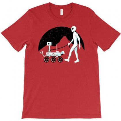 Mars Rover T-shirt Designed By Rendi