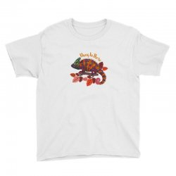 hang in there magical chameleon Youth Tee | Artistshot