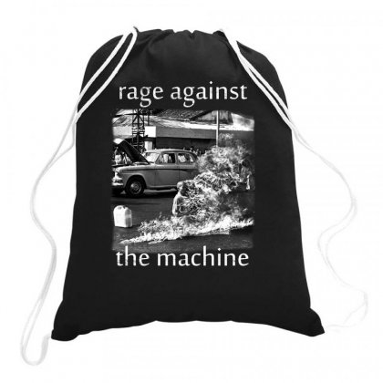 Rage Against The Machine Drawstring Bags Designed By Lyly