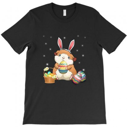 Funny Easter Eggs Cellent T Shirt Kids Basket Bunny Ears T-shirt Designed By Hoainv