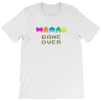 Classically Trained   80s Video Games T-shirt Designed By Erickthohir