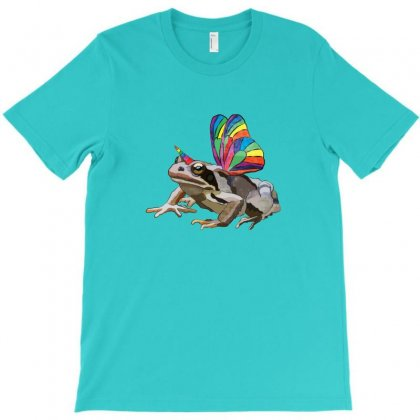 Frog And Toad T-shirt Designed By Erickthohir