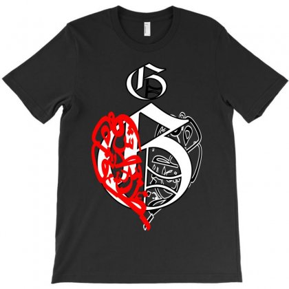 Love G T-shirt Designed By Nowlam