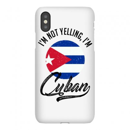 Cuban Iphonex Case Designed By Ale Ceconello