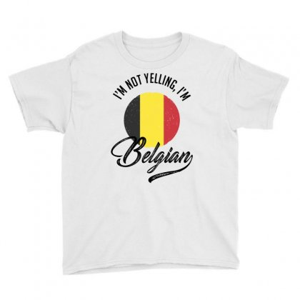Belgian Youth Tee Designed By Ale Ceconello