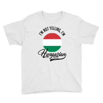 Hungarian Youth Tee Designed By Ale Ceconello