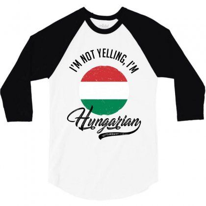 Hungarian 3/4 Sleeve Shirt Designed By Ale Ceconello