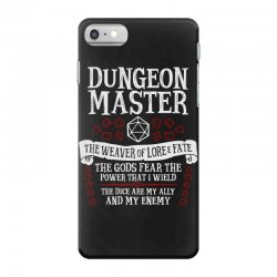 dungeon master, the weaver of lore & fate   dungeons & dragons iPhone 7 Case   Artistshot