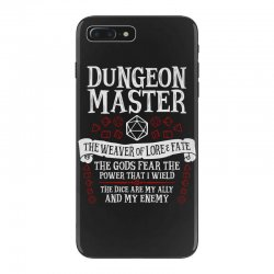 dungeon master, the weaver of lore & fate   dungeons & dragons iPhone 7 Plus Case   Artistshot