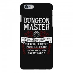 dungeon master, the weaver of lore & fate   dungeons & dragons iPhone 6 Plus/6s Plus Case   Artistshot