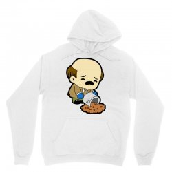 the office   kevin malone   chili Unisex Hoodie | Artistshot