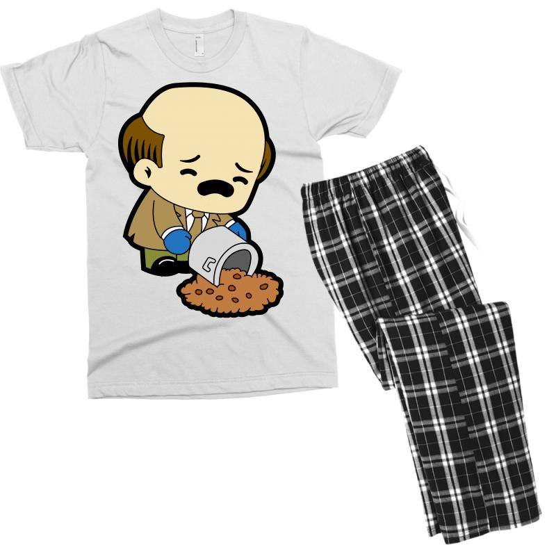 The Office   Kevin Malone   Chili Men's T-shirt Pajama Set | Artistshot