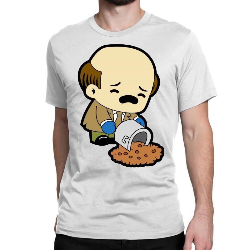 The Office   Kevin Malone   Chili Classic T-shirt   Artistshot