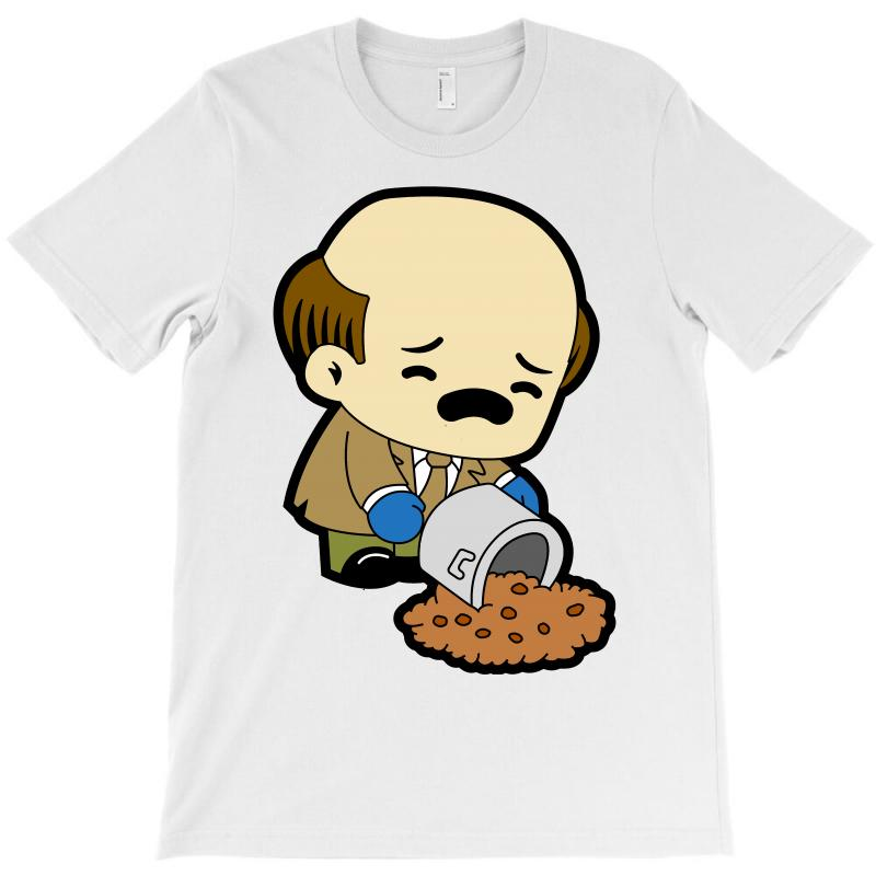The Office   Kevin Malone   Chili T-shirt | Artistshot