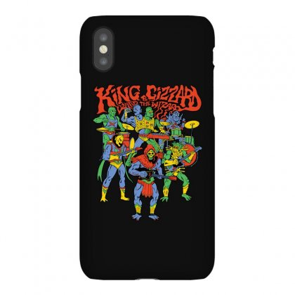 King And Gizzard And The Lizard Wizard Iphonex Case Designed By Mostwanted
