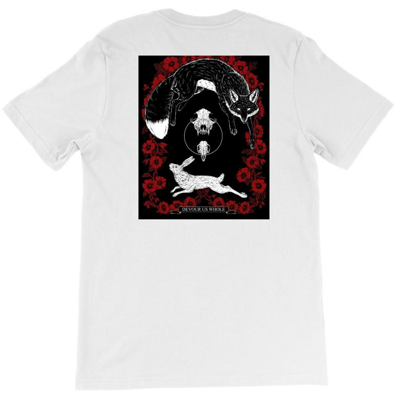 Animals And Roses Nature T-shirt | Artistshot