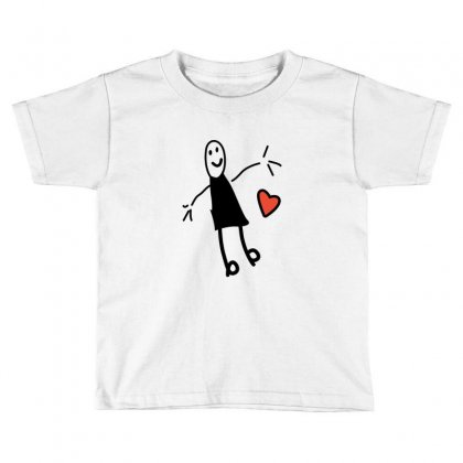Doll (2) Toddler T-shirt Designed By Moneyfuture17