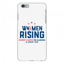 women's rising   women's march on alabama 2 iPhone 6 Plus/6s Plus Case | Artistshot