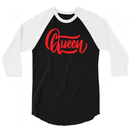 Queen 3/4 Sleeve Shirt Designed By Yusup