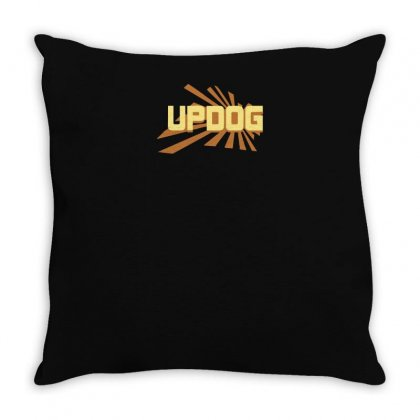 Updog New Throw Pillow Designed By Yusup