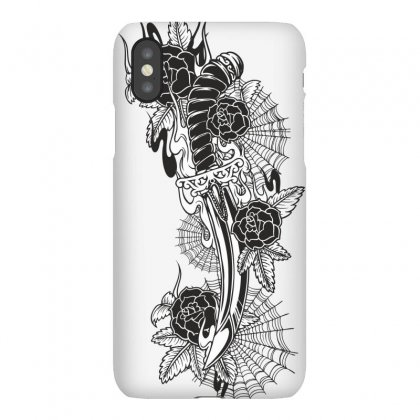Flowers Iphonex Case Designed By Estore