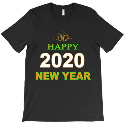 Happy New Year T-shirt Designed By Arfa