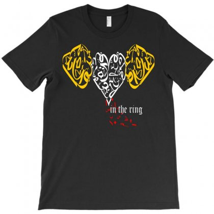 2 Ring T-shirt Designed By Nowlam