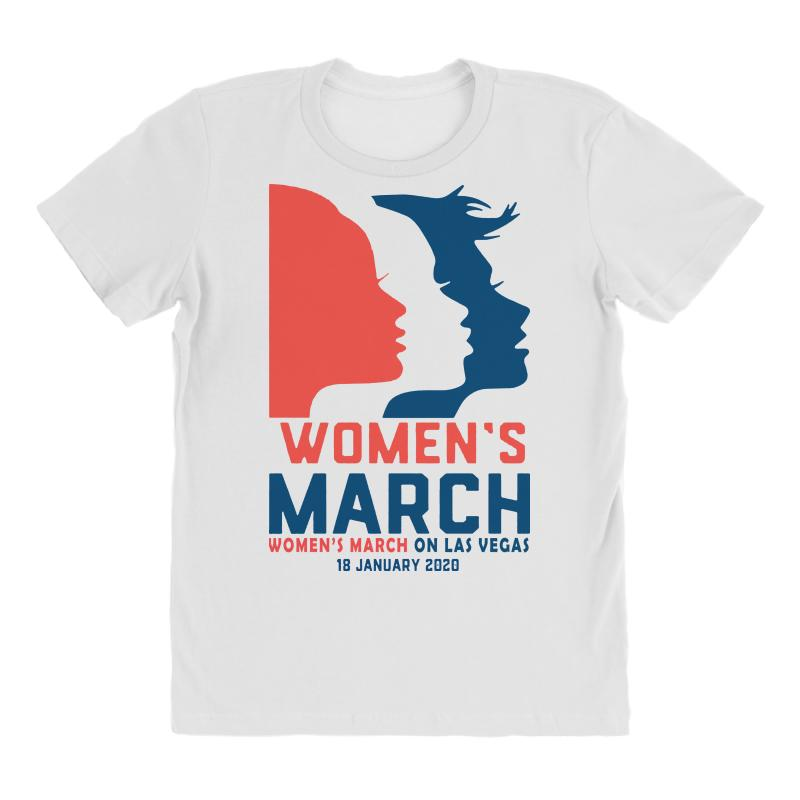 Women's March 2020 Las Vegas 2 All Over Women's T-shirt | Artistshot