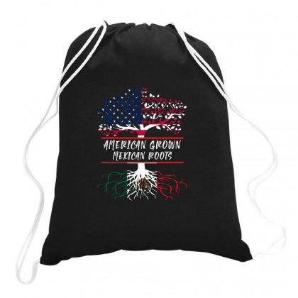 American Grown Mexican Root Drawstring Bags Designed By Sengul