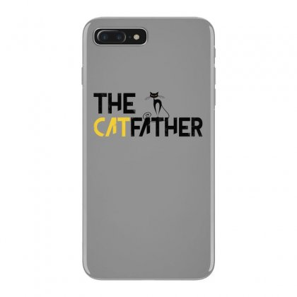 The Cat Father Iphone 7 Plus Case Designed By Gurkan