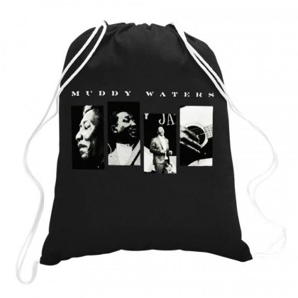 Muddy Waters Drawstring Bags Designed By Dongdot Apparel