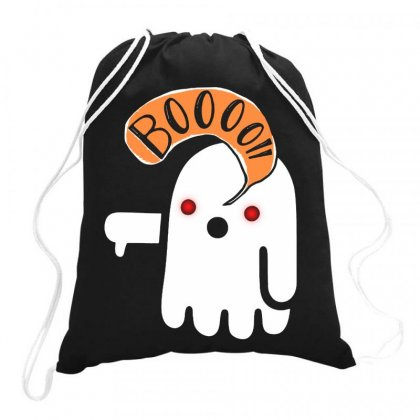 Boo Of Disapproval Drawstring Bags Designed By Dongdot Apparel