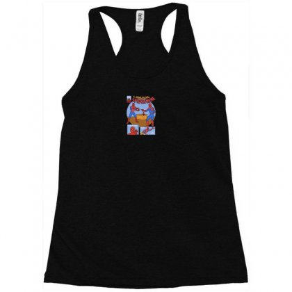 The Amusing Spidermeme Racerback Tank Designed By Yusup