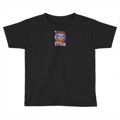 The Amusing Spidermeme Toddler T-shirt Designed By Yusup
