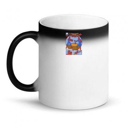 The Amusing Spidermeme Magic Mug Designed By Yusup