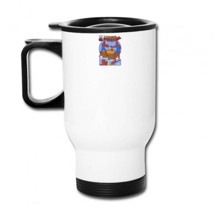 The Amusing Spidermeme Travel Mug Designed By Yusup