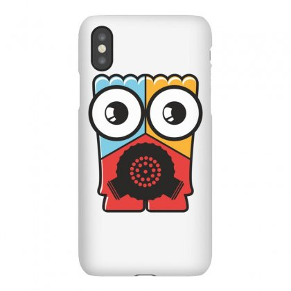 Cartoon Iphonex Case Designed By Estore